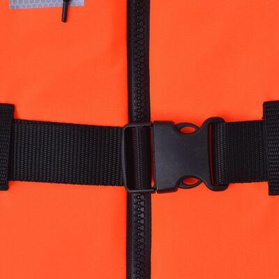 vidaXL Gelbėjimosi liemenės vaikams, 4vnt., 100 N, 20-30 kg