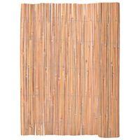 vidaXL Bambuko tvora, 125x400cm