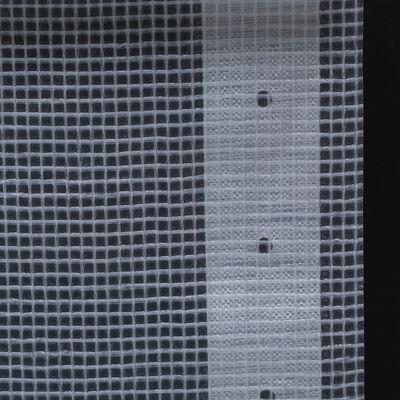 vidaXL Leno tentas, baltas, 2x3 m, 260 g/m²
