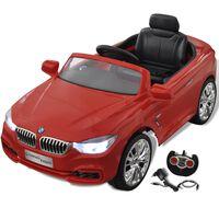 BMW Vaikiškas Automobilis, Raudonas, su Nuotoliniu Valdymu