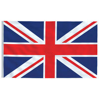 vidaXL JK vėliava, 90x150cm