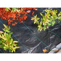 Nature Plėvelė nuo piktžolių, juoda, 1x50m