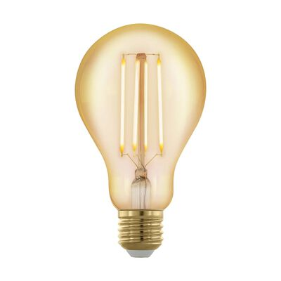 EGLO Reguliuojamo ryškumo LED lemputė Golden Age, 4W, 7,5cm