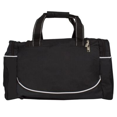 Avento Sportinis krepšys, M, juoda spalva, 50TD ,