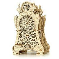 WOODEN CITY Medinio modelio rinkinys-magiškas laikrodis