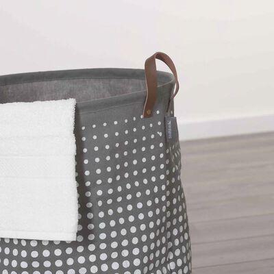 Sealskin Skalbinių krepšys Speckles, pilkas, 60l, 361892012