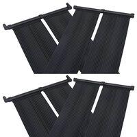 vidaXL Baseino šildymo plokštės, 4vnt., 80x310cm (4x313994)