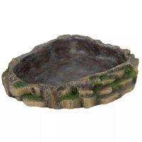 TRIXIE Maisto ir vandens dubenėlis ropliams, 24x20 cm, 76205