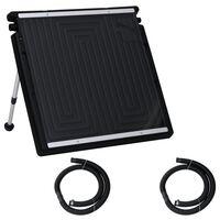 vidaXL Saulės energiją naudojanti baseino šildymo plokštė, 75x75cm