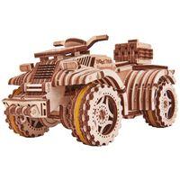 Wood Trick Medinio modelio rinkinys-keturratis