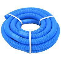 vidaXL Baseino žarna, mėlyna, 38 mm, 9 m