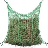 vidaXL kvadratinis tinklas šienui, 0,9x2 m, PP