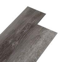vidaXL Grindų plokštės, medienos, PVC, prilipdomos, 5,02m², 2mm