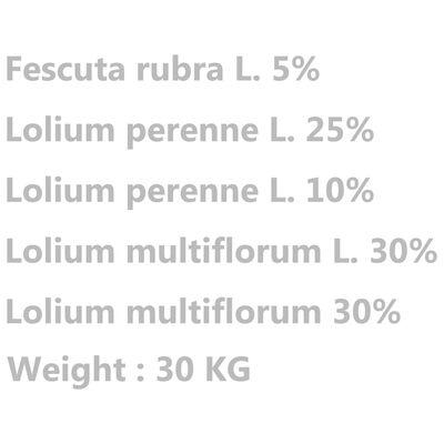 vidaXL Gazon vejos sėklos, 30kg