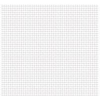 vidaXL Vielos tinkl. plokštė sodui, nerūd. plien., 100x85cm, 11x11x2mm