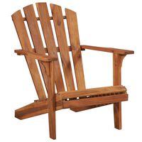 vidaXL Sodo Adirondack kėdė, akacijos medienos masyvas