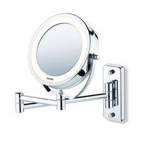 Beurer Kosmetinis veidrodis su apšvietimu BS59, sidabro sp., 584.10