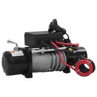 vidaXL Elektrinė gervė, 12 V 5909 kg