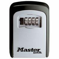 Master Lock Skaitmeninis sieninis seifas raktams 5401EURD