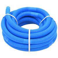 vidaXL Baseino žarna, mėlyna, 38 mm, 15 m