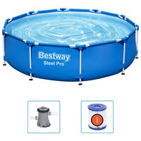 Bestway Steel Pro Baseinas, 305x76cm