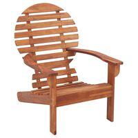 vidaXL Adirondack kėdė, akacijos medienos masyvas
