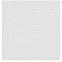 vidaXL Viel. tinkl. plokštė sod., nerūd. plien., 50x50cm, 45x20x4mm